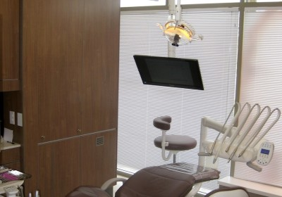 Aquarius Dental inside view